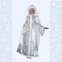 Карнавальный костюм Снегурочка-6