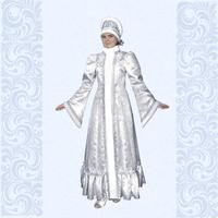 Карнавальный костюм Снегурочка-4