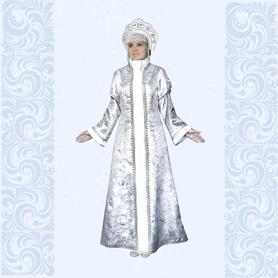 Костюм Снегурочка-11- фото 1
