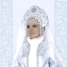 Костюм Снегурочка-9