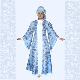 Костюм Снегурочки, Снежной Королевы №7- фото 1