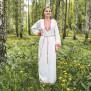 Рубаха Белогорье с юбкой поневой - фото 3