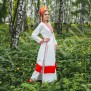 Рубаха Белогорье с юбкой поневой - фото 2